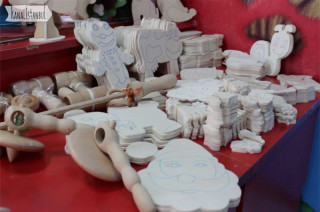 wooden toy workshop