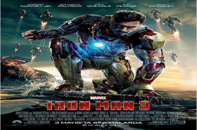 Watch Iron Man 3 2013 full HD movie online for Free