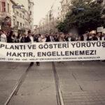 Yasağa Karşı Cüppeli Protesto