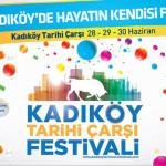 Şimdi Kadıköy'de hayatın kendisi festival