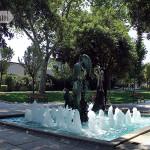 Gezi Parkı'nda Son Restleşme