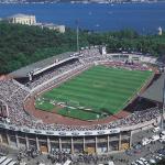 İnönü Stadı'nın Adı Değişiyor