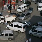 Kadıköy'de Trafik Çilesi Devam Ediyor