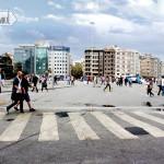 Taksim – beton ilişkisi
