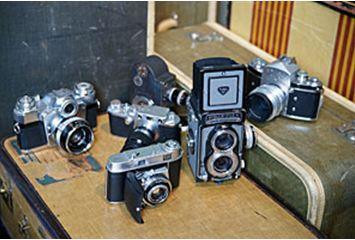 3.Vivian Maier kameraları