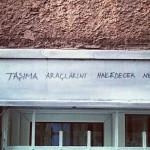 İstanbul'un ilkleri: Toplu taşıma