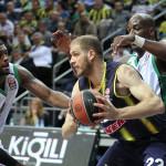 Fenerbahçe Ülker – Budivelnik Kiev