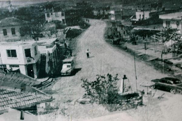 Esenler Dörtyol Meydanı 1963