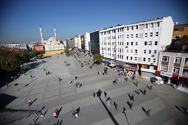 Esenler Dörtyol Meydanı 2013