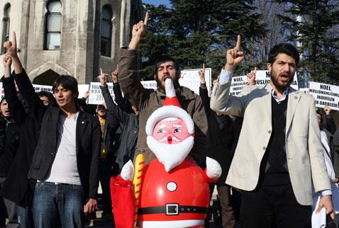 noel protesto