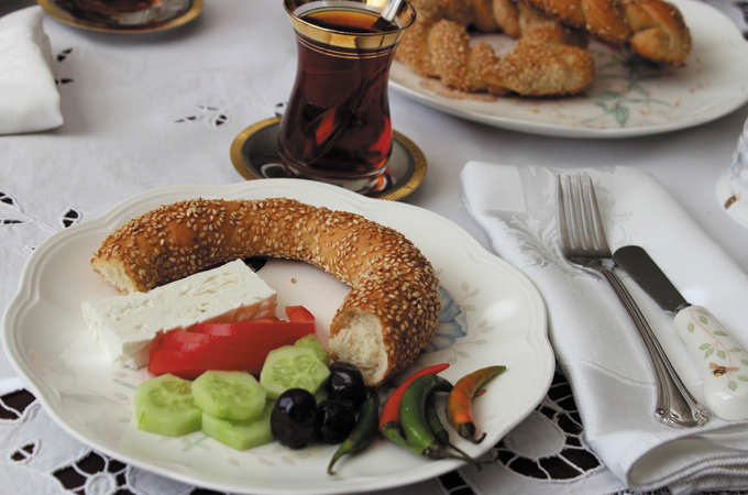 simit-cay