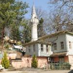 Canfeda Hatun Camii Restore Ediliyor