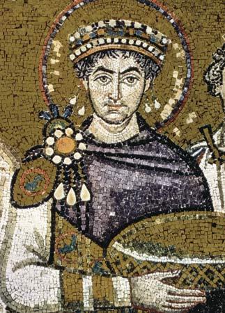 I. Justinianus