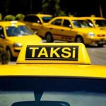 Taksiciler İstanbul'da eylem yaptı