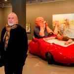 Ressam ve Fotoğraf Mehmet Güleryüz Retrospektifi Açıldı