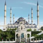 Çamlıca Camisi'ne özel tünel geliyor