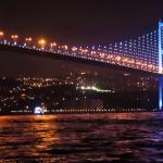 Boğaz Köprüsü'nün aydınlatması sökülüyor