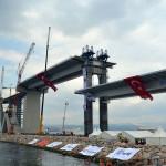 İzmit Körfezi Geçiş Köprüsü projesinde 40 kadın çalışıyor