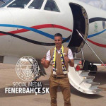 İşte Fenerbahçeli Van Persie'den ilk kareler!