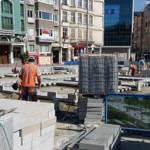 Taksim Meydanı ve Gezi Parkı birleşiyor