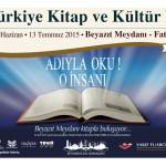 34. Türkiye Kitap ve Kültür Fuarı devam ediyor