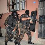 Terör örgütüne yönelik operasyon…