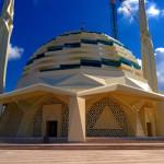 İlahiyat Camii'nin açılışı yarın gerçekleşecek