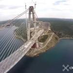 İki yakanın birleşmesine son 535 metre