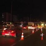 E-5 Şirinevler girişi bir yıl süreyle trafiğe kapandı
