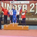 İBB sporcusu Mehmet Korucu Avrupa üçüncüsü
