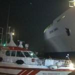 Boğaz'da kargo gemisi karaya oturdu!