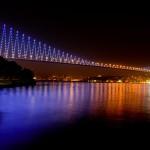 İstanbul bu gece turuncuya boyanacak