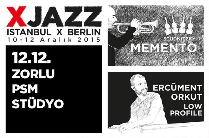 XJazz Festival İstanbul'a Geliyor