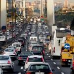 İstanbul'da hafta sonu trafiği