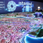 İTO'nun 96 Metrekarelik Yaşayan İstanbul Maketi