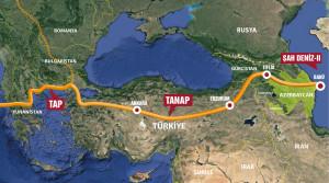 TANAP'ın güvenliği farklı yöntemlerle sağlanacak